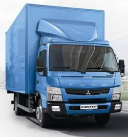 Fuso Canter 3C13 Alukast