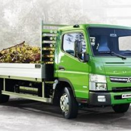Fuso Canter 3C13 Pickup