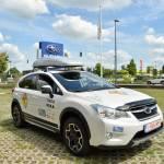 Subaru XV Mongolian Rally