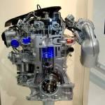 MIVEC diesel motor