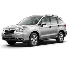 Subaru Forester Accessoires