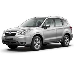 Subaru Forester Accessoires