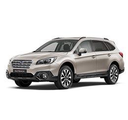 Subaru Outback Accessoires