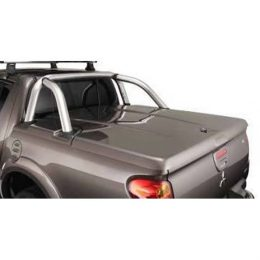 Hard type tonneau cover Mitsubishi L200