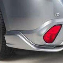 achterskirt Mitsubishi Outlander PHEV