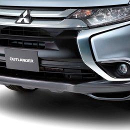 Voorskirt Mitsubishi Outlander