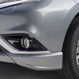 Voorskirt Mitsubishi Outlander PHEV