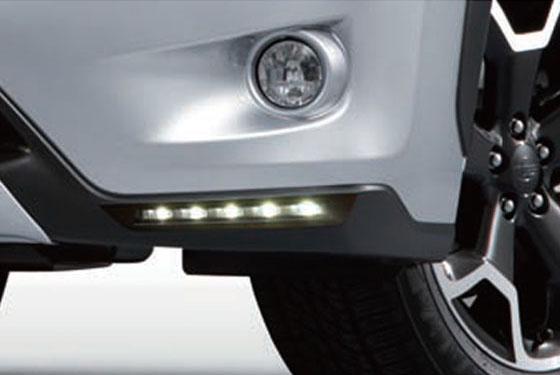 LED Dagrijverlichting Subaru XV -
