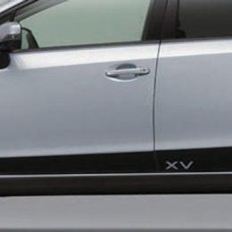 decoratiefolie portier Subaru XV