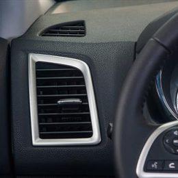 decoratiepaneel ventialtie alu mitsubishi asx