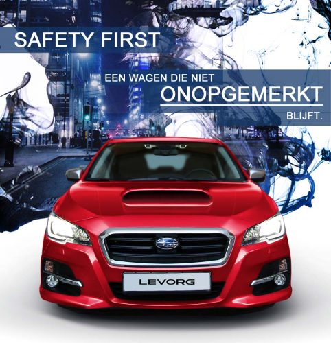 Subaru Levorg Eyesight