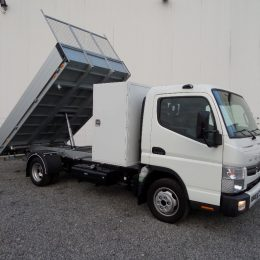 Fuso Canter 3C15 kipper