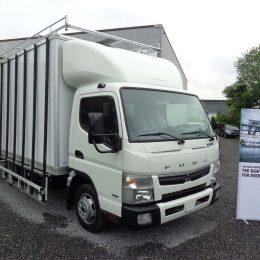 Mitsubishi Fuso Canter Meubelbak