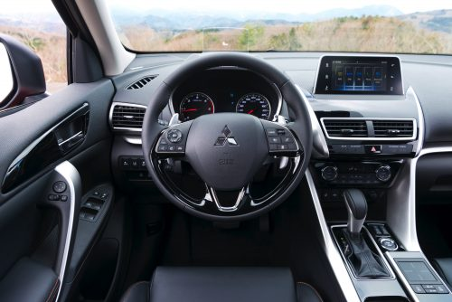 Mitsubishi Eclipse Cross interieur