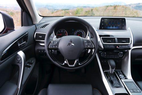 Mitsubishi Eclipse Cross interieur