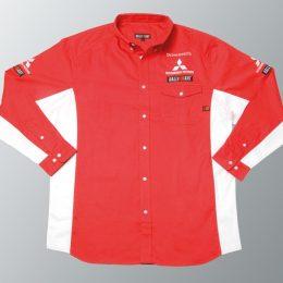 pit-shirt ralliart mitsubishi