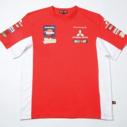 T-shirt ralliart Mitsubishi