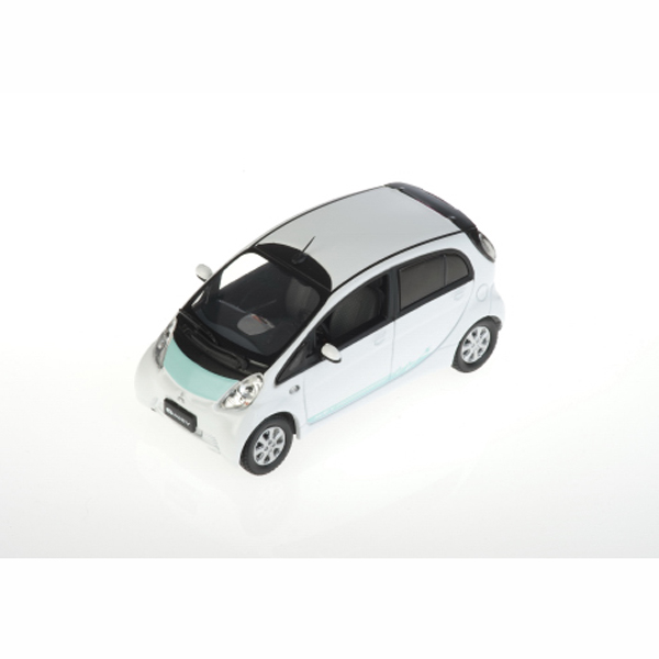 Miniatuur auto mitsubishi i miev mitsubishi verdeler for J and b motors
