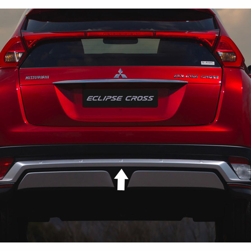 rear styling element mitsubishi eclipse cross