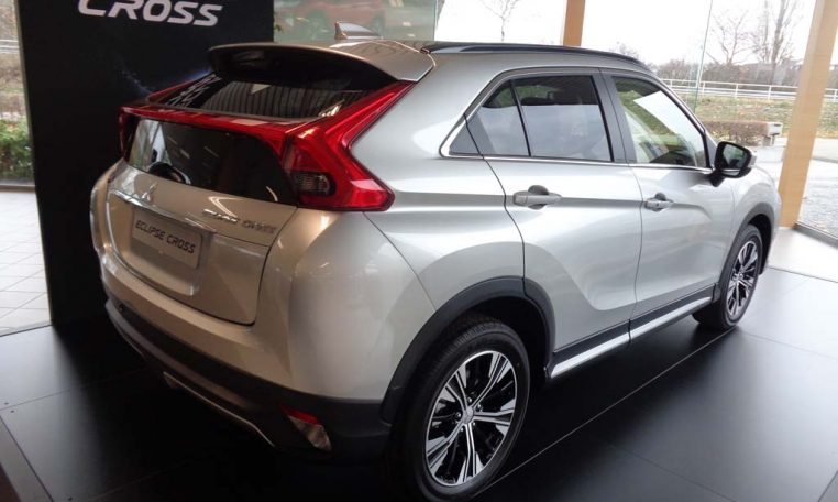 Mitsubishi Eclipse Cross Intense CVT
