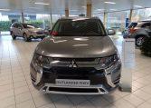 Mitsubishi Outlander PHEV business