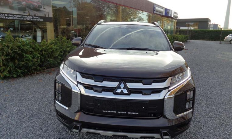 Mitsubishi ASX Diamond