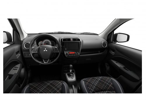 Mitsubishi Space Star 2020 interieur