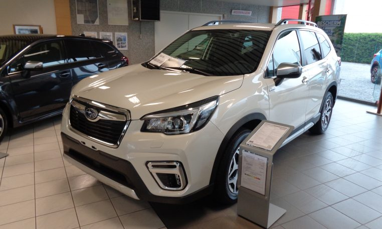 Subaru Forester e-boxer Luxury