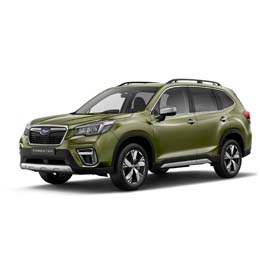 Subaru Forester MY20 Accessoires