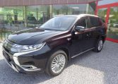 Mitsubishi Outlander PHEV Business Navi Demo