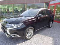 Mitsubishi Outlander PHEV Business Navi Demo