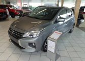 Mitsubishi Space Star Diamond CVT MY20 titanium grey