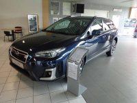 Subaru XV e-boxer luxury dark blue