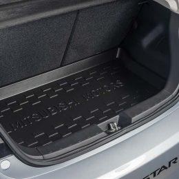 kofferschaal met bagagebox mitsubishi space star
